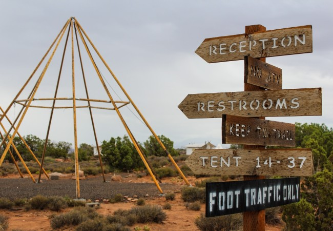The World's Best Tipi Hotels