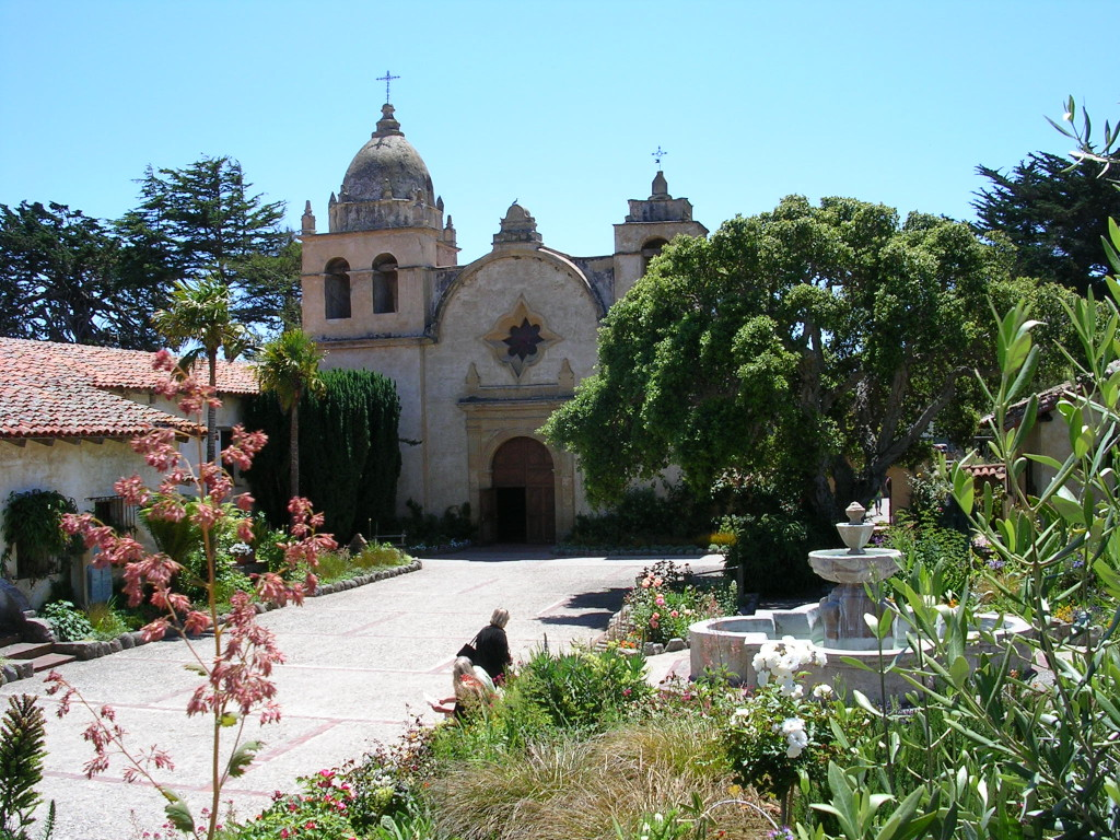 Mission San Carlos del Rio Carmel by the sea