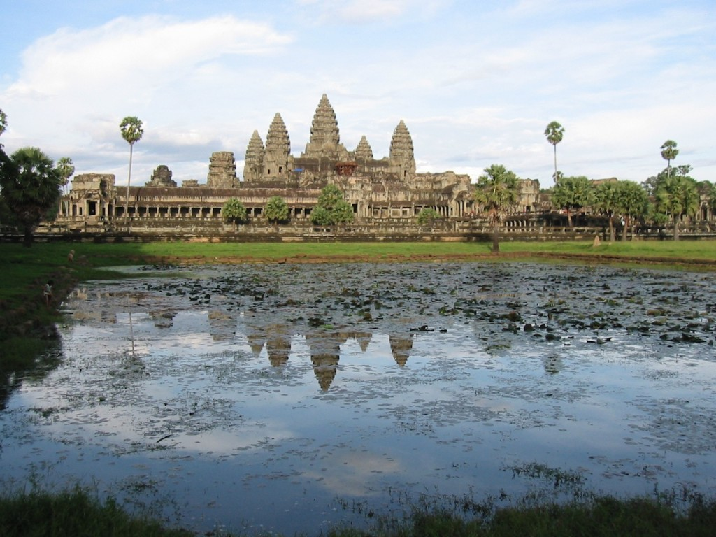 siem reap highlights Angkor Wat