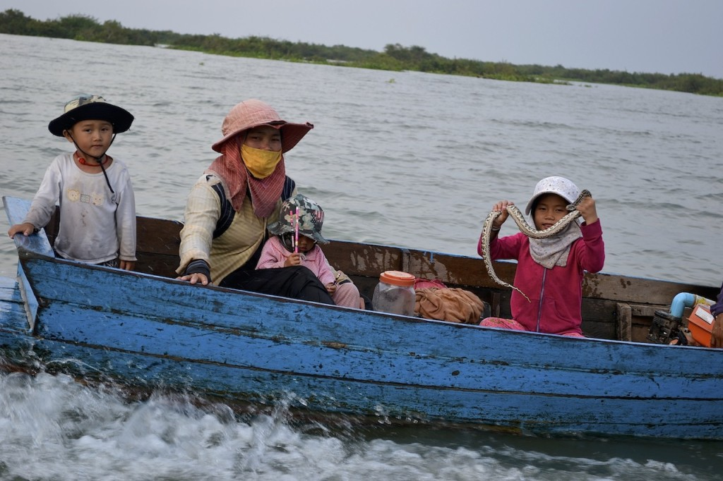 siem reap highlights Lake Tonle Sap