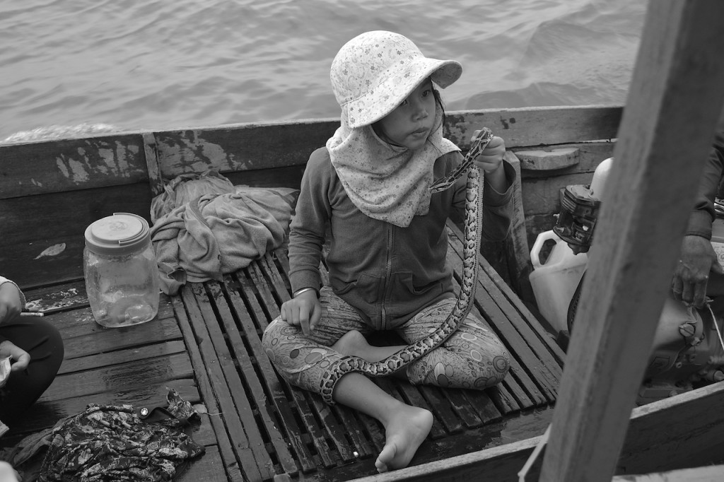 siem reap highlights Lake Tonle Sap Cambodia
