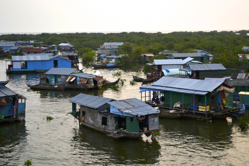 siem reap highlights Lake Tonle Sap Siem Reap, Cambodia