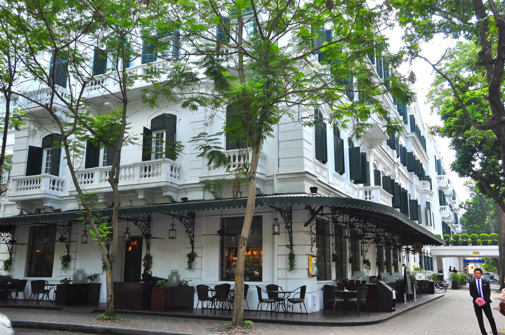 hanoi highlights sofitel legend metropole