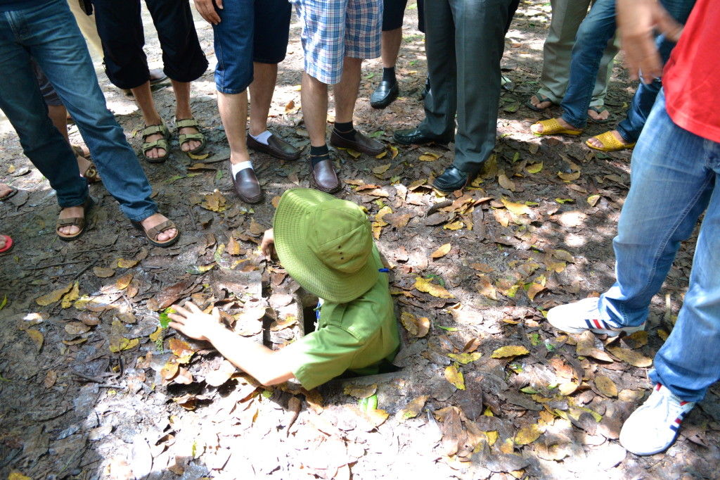 saigon highlights Cu Chi Tunnels