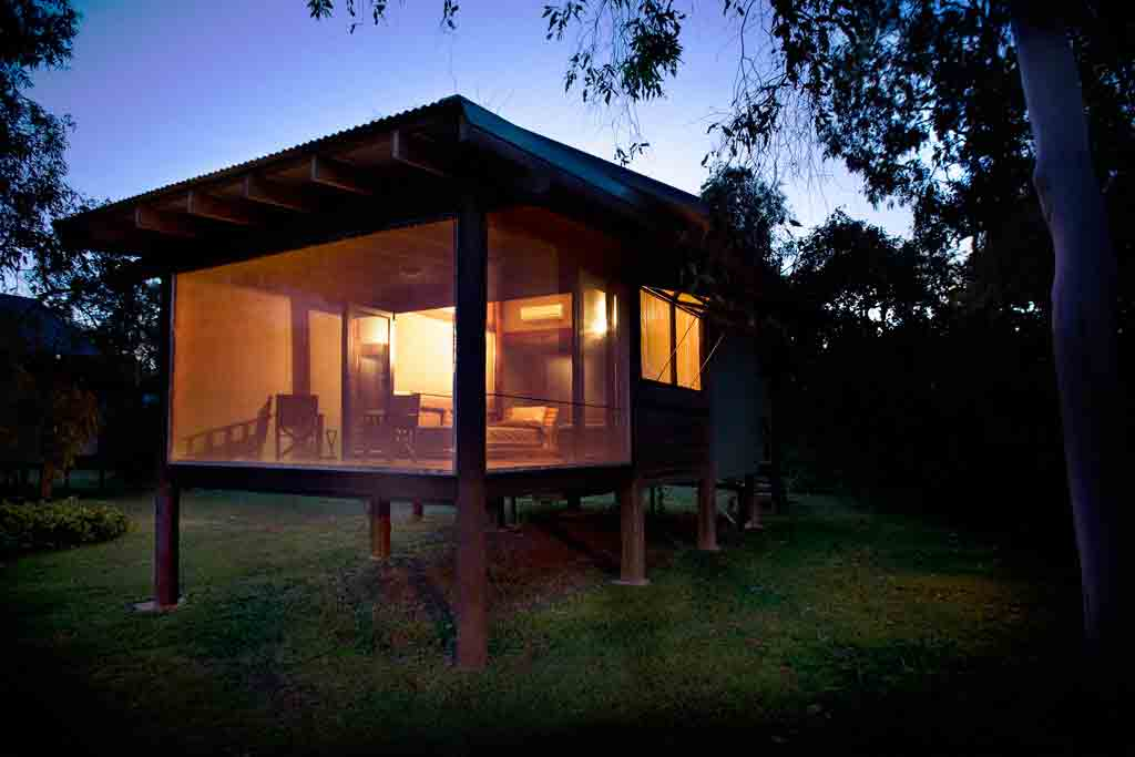 romantic getaways in australia Bamarru-lodges