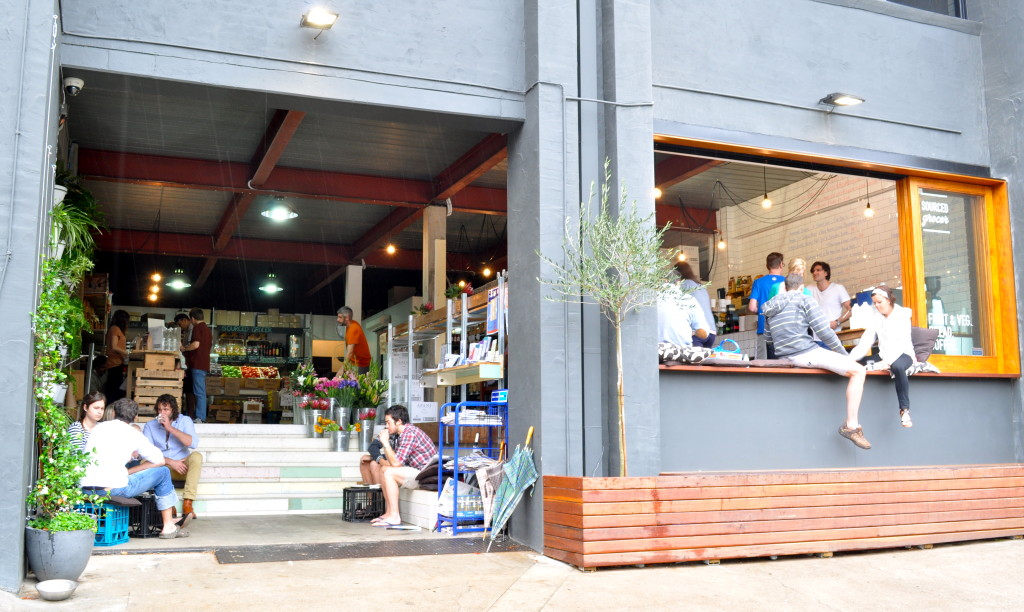 best brisbane places to eat and drink Sourced Grocer