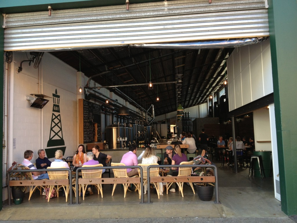 best Brisbane Places to Eat and Drink Green Beacon Brewing Company