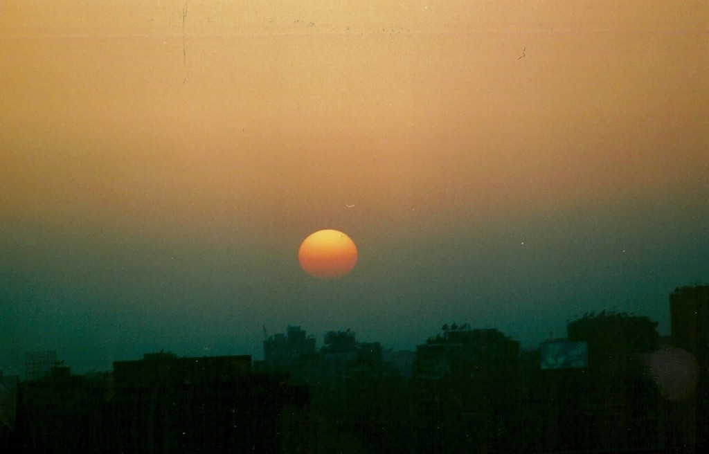 Cairo Sundown
