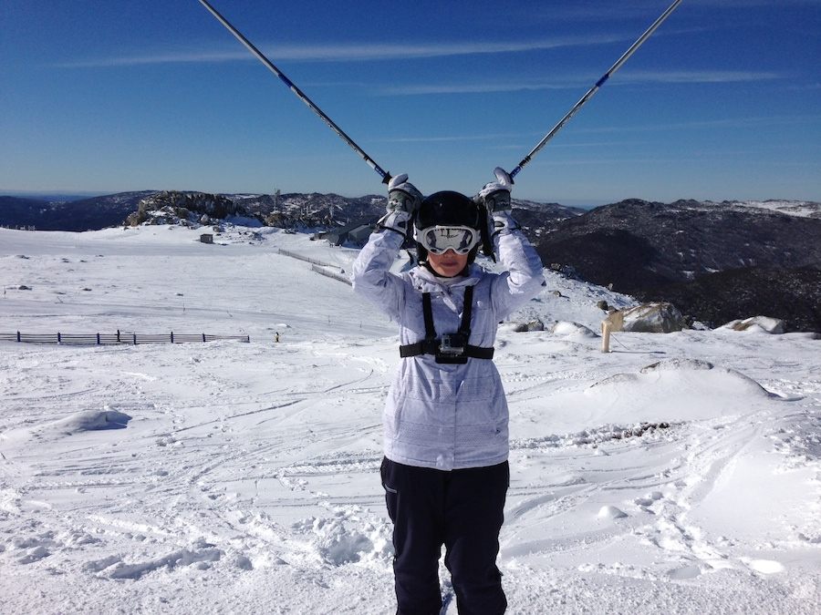 Thredbo Ski Season Stefanie Acworth