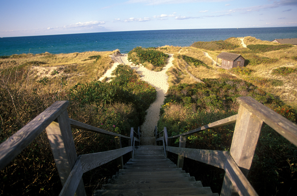 Nantucket Island Beach