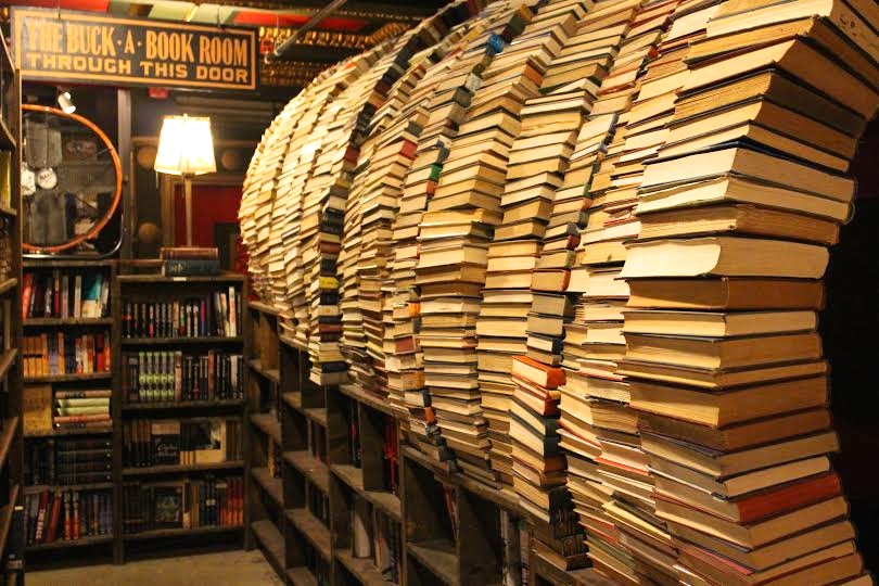 the last bookstore LA 2