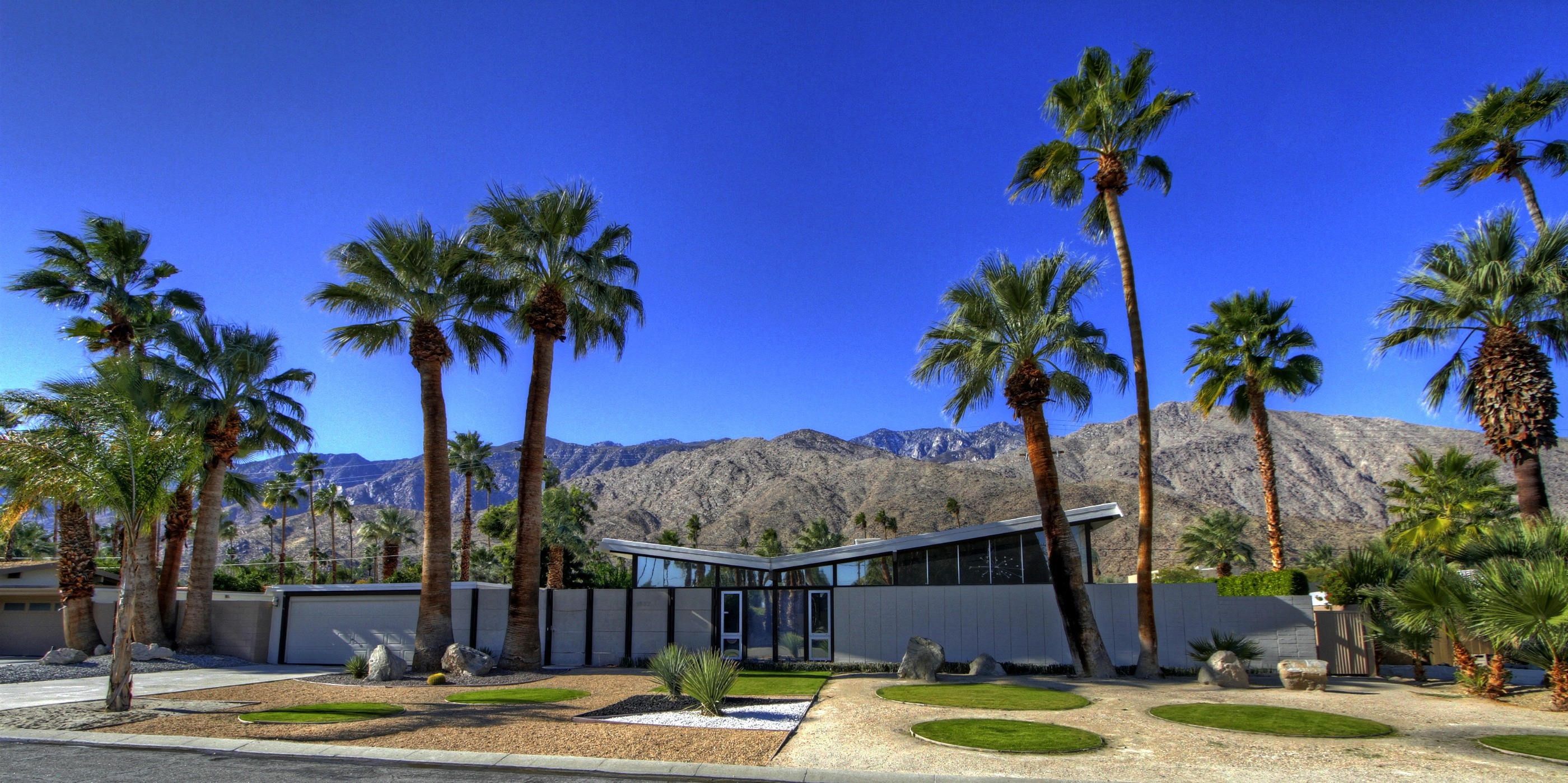 palm springs desert modern architecture
