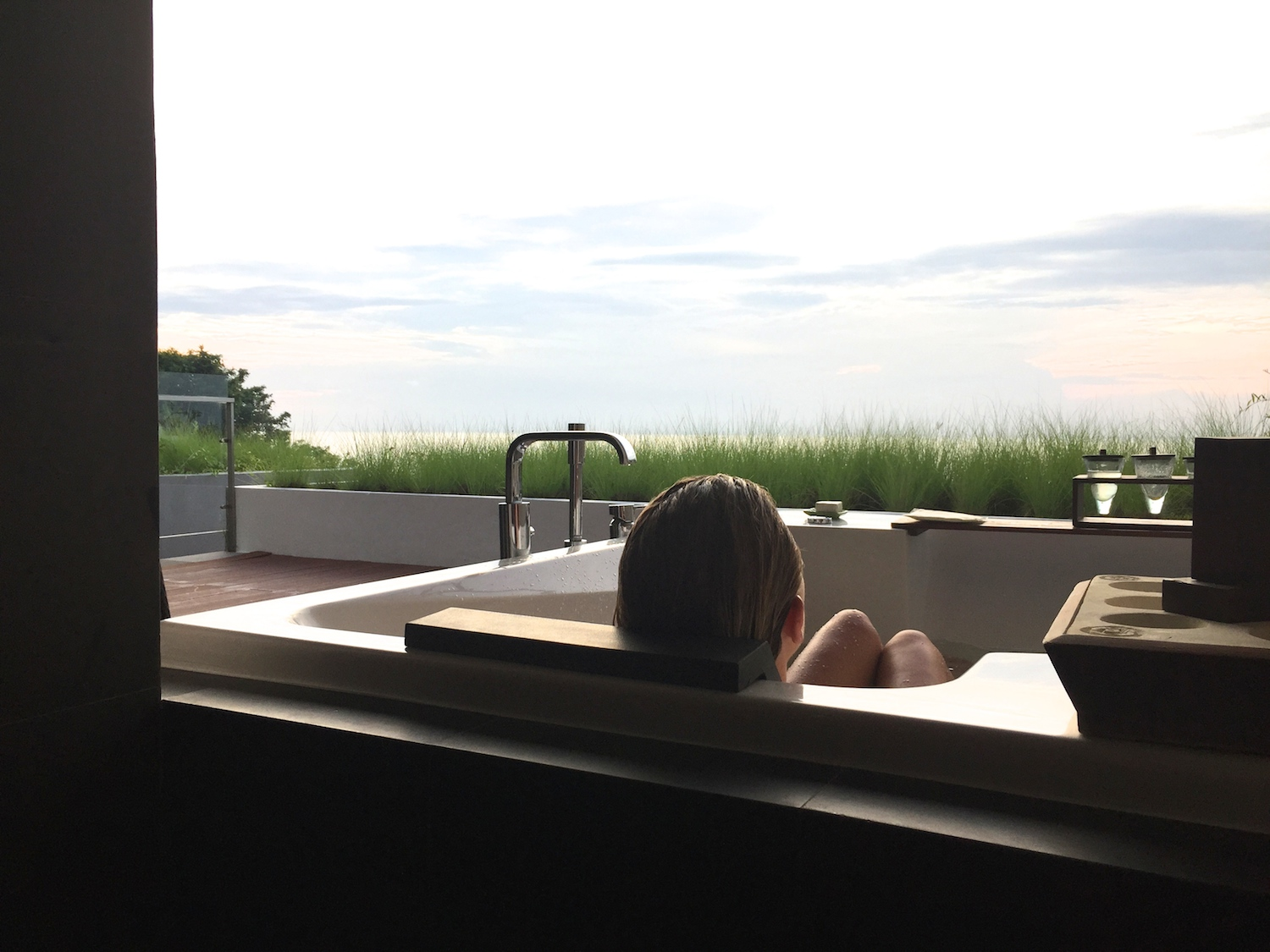 The Anantara Uluwatu Hot Tub