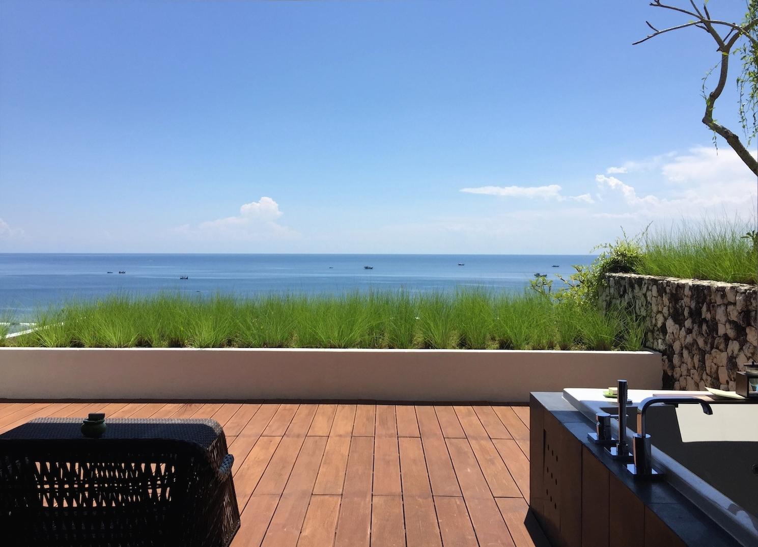 The Anantara Uluwatu Suite View