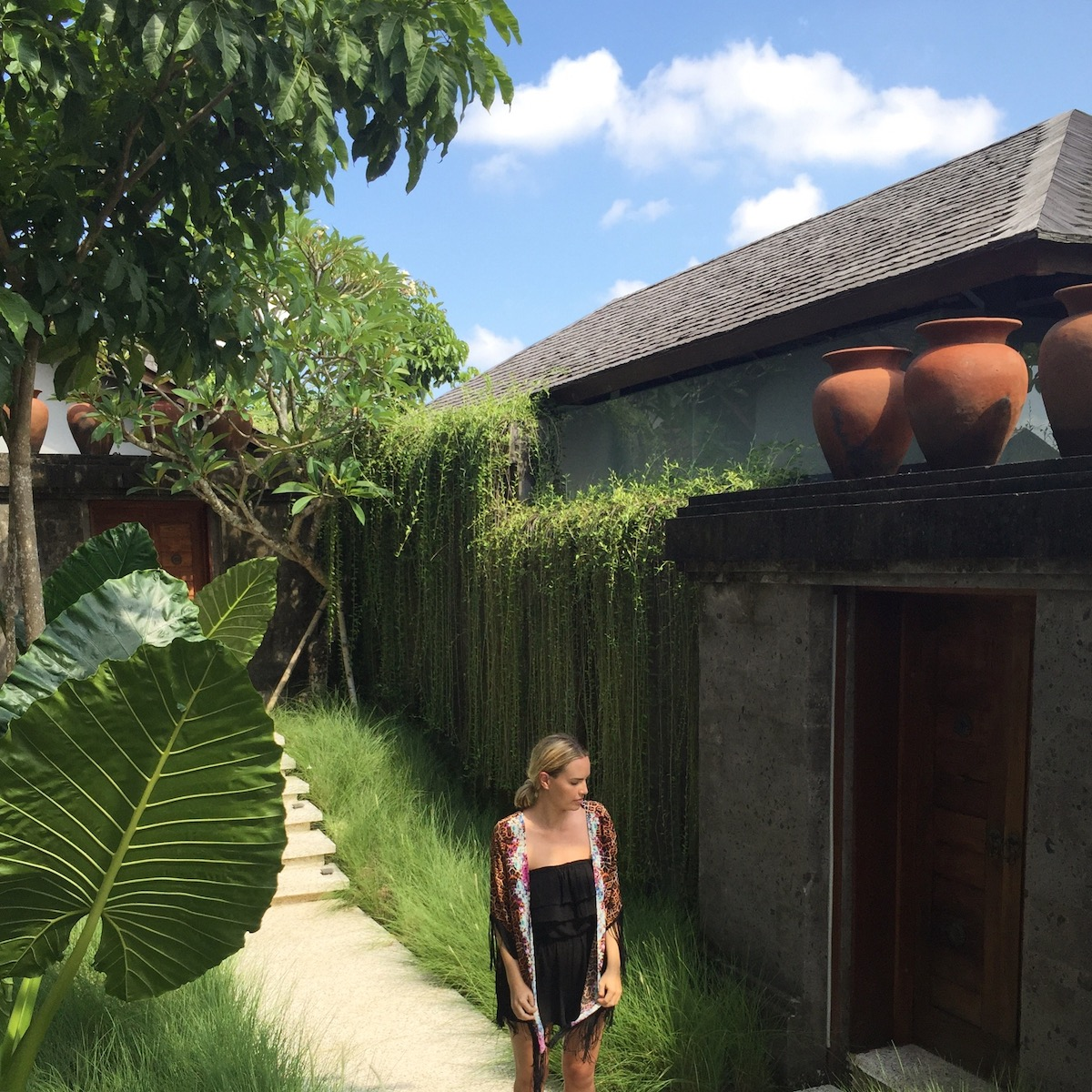 A secret garden the santai villas bali review a modern My secret garden bay city