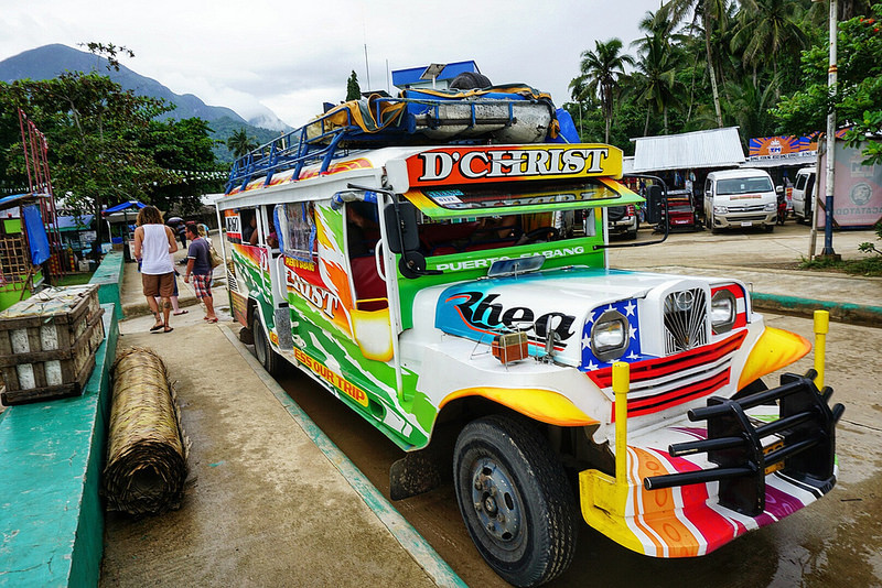 Philippines Jeepney why you should visit the philippines