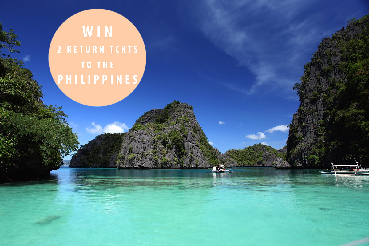 Win a Trip To The Philippines!