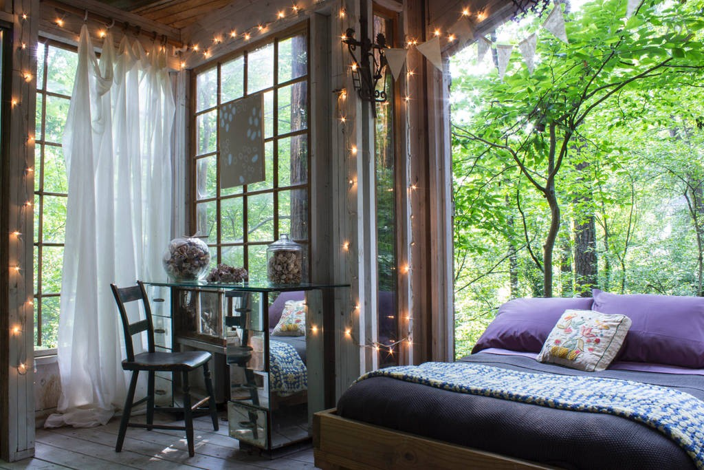 airbnb treehouse atlanta 2