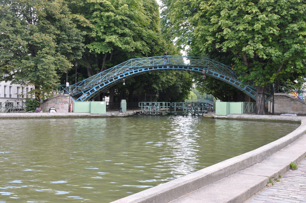 things to do in canal saint martin