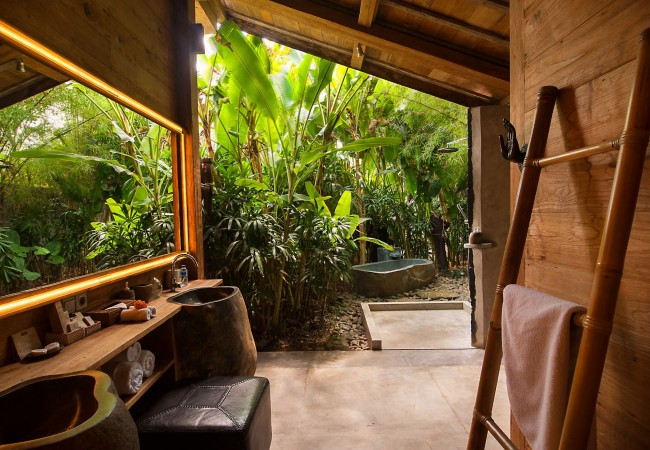 My Favourite Bali Outdoor Bathrooms
