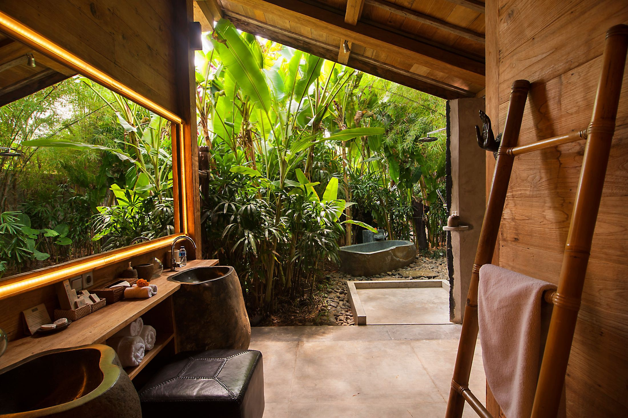 my favourite bali outdoor bathrooms a modern wayfarer
