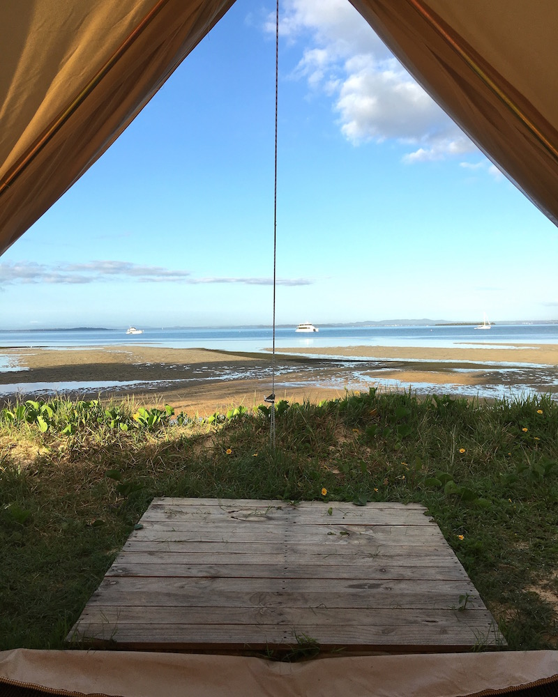 flash camp stradbroke island glamping 2