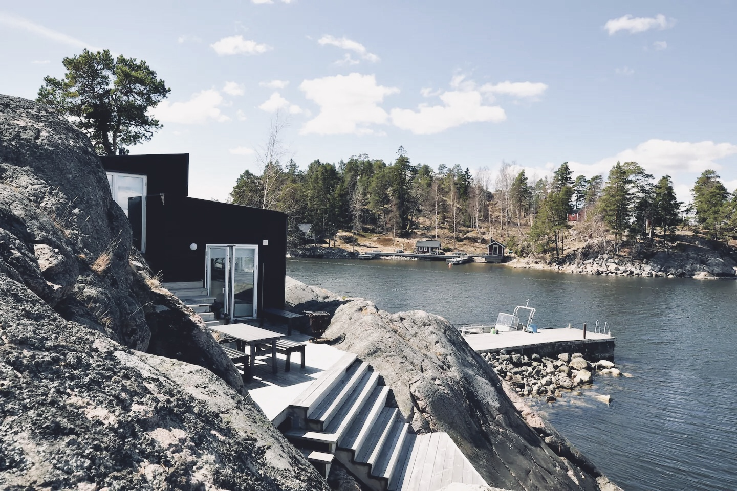 Stockholm Archipelago Cute Cabins For Rent