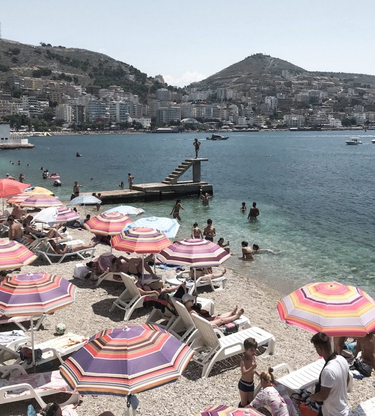 Travel Albanian Riviera Why Travel in Albania is Weird