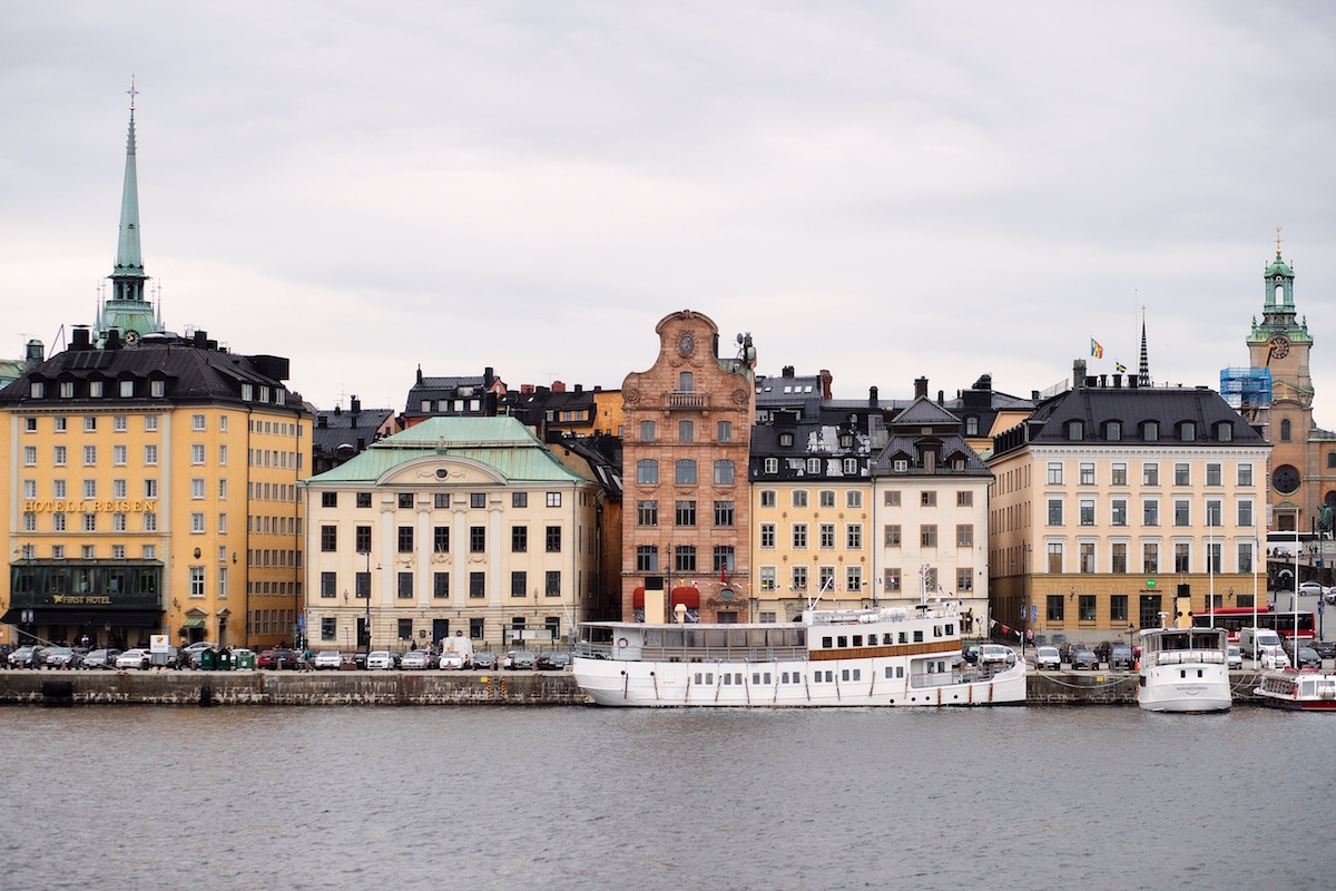 tips for visiting stockholm in winter harbour