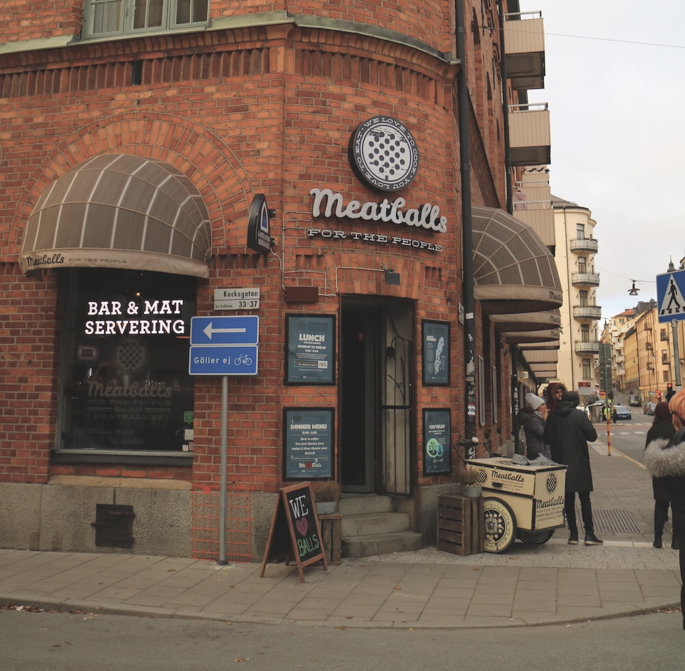 tips for visiting stockholm in winter meatballs for the people
