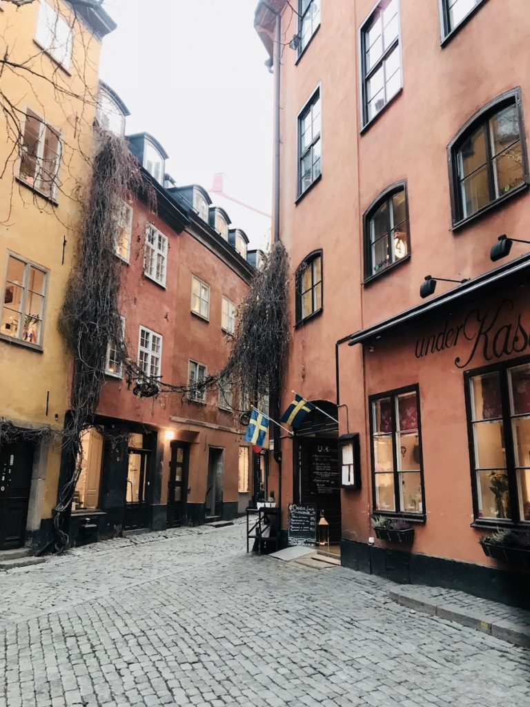 tips for visiting stockholm in winter old town