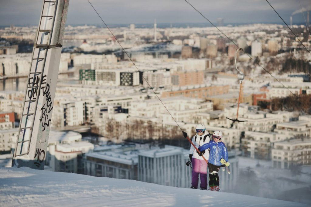 tips for visiting stockholm in winter skiing