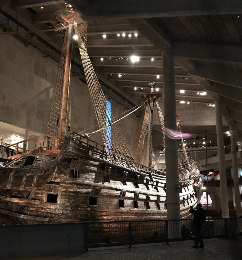 tips for visiting stockholm in winter vasa museum